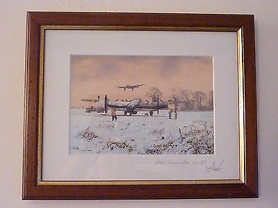 WW2 Lancaster Bomber Picture