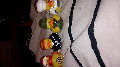 Rubber Duck set of 4