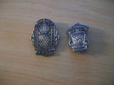 Masonic Vintage Jewels In A1 Condition Festival 1951 Jewels In A1 Condition