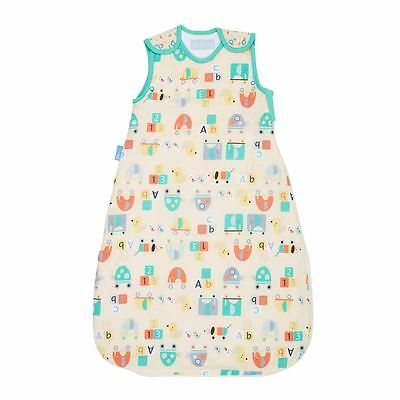 Wheely Fun Grobag by The Gro Company Baby Cotton Sleeping Bag Sack 2.5 Tog 6-18m