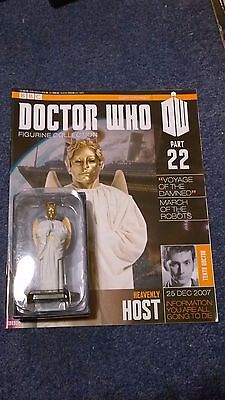 Eaglemoss doctor who figurine collection - Issue 22: HEAVENLY HOST