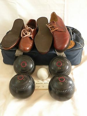 Job Lot Greenmaster Pro Line Bowls, And Carry Bag
