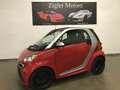 2013 Smart  2013 Smart Coupe Rally Red,Air condition,Factory WARRANTY