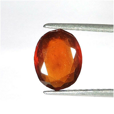 3.40Ct RARE QUALITY MAGNIFICENT NATURAL AXINITE GARNET OVAL CUT LOOSE GEMSTONES