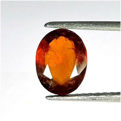 2.30Ct RARE QUALITY MAGNIFICENT NATURAL AXINITE GARNET OVAL CUT LOOSE GEMSTONES