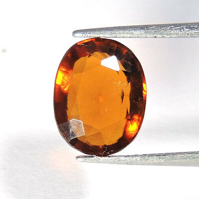 5.05Cts RARE QUALITY MAGNIFICENT NATURAL AXINITE OVAL CUT LOOSE GEMSTONES