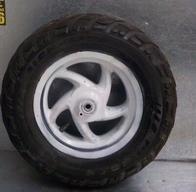 Piaggio Typhoon 125 2T Front Wheel With Tyre 120-90-10 3.31 Mm