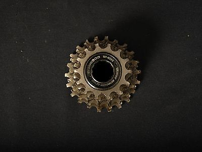 vintage Shimano 600 6-speed freewheel