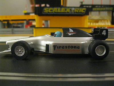 Scalextric F1 Car Number 4