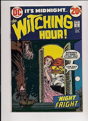 The Witching Hour #30 VF+, DC Bronze Age Horror