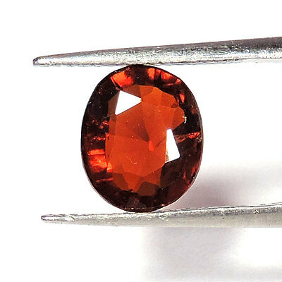 3.70Cts AWESOME TOP NEW RARE 100% NATURAL AXINITE OVAL CUT LOOSE GEMSTONES