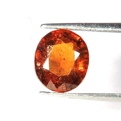 4.15Cts. ATTRACTIVE! EARTH MINED 100% NATURAL AXINITE OVAL CUT LOOSE GEMSTONES