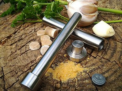Hand Held Hammer Punch CBD Pill Maker or for Vise Press Health Vitamin Tablets