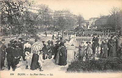 Cpa 21 Dijon Place Darcy