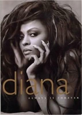 Diana Ross - Always Is Forever / Tour Book 1994