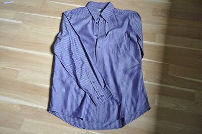 chemise new man taille 3 violette