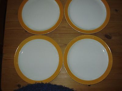 Barratts Of Staffordshire Four Dinner Plate