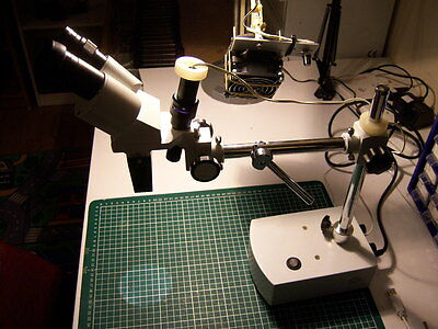 GXC2-D Microscope - Electronics Assembly.