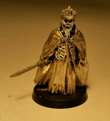 lord of the rings warhammer - King of the Dead - Metal