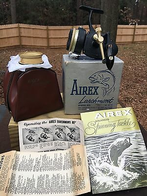 Vintage Aired Larchmont W/ Box,pouch,papers! BEAUTIFUL!