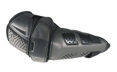 Fox Racing Launch Protective Elbow Guard: Pair, Black, LG/XL
