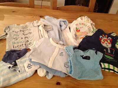 New born baby boy bundle