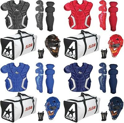 All Star CK912PS Youth Players Series Baseball Catchers Set (ages 9-12)