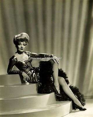 MARLENE DIETRICH Glossy 8X10 PHOTO PICTURE PRINT 2479