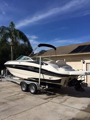 Azure 258 Bowrider 2007   78 Hours Only