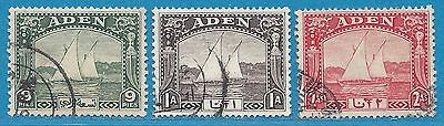 Aden 2, 3, 4  Used Dhows