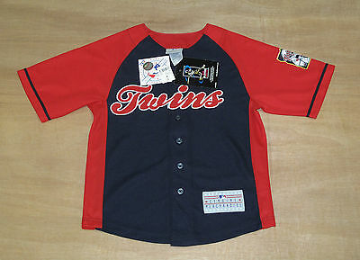 Minnesota Twins - Youth 8 Years Old - Morneau - MLB Baseball Jersey - New & Tags