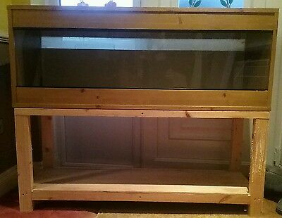 3ft Vivarium with stand