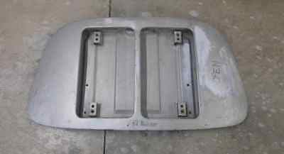 1962 356 Porsche Open Car Rear Deck