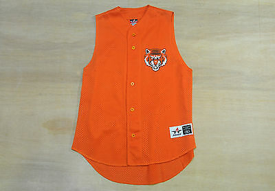 Vintage Sleeveless Mesh Minor League Baseball Jersey, Vest, Shirt - Size S