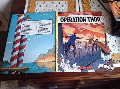 Lefranc, operation thor, TBE
