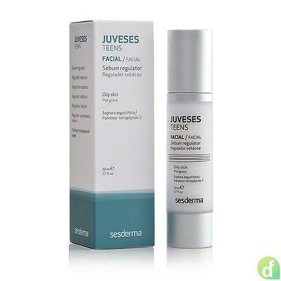 Juveses Teens Regulador Sebáceo, 50 ml. - Sesderma