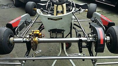 Rotax Max Senior or junior Go Kart