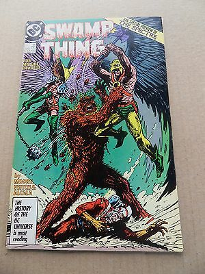 Swamp Thing ( Saga of the ...) 58 .Spectre Preview - DC 1987 -  FN / VF