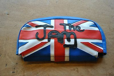 The Jam Union Jack Scooter Back Rest Cover (Purse Style)