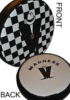 Madness Rear Carrier Scooter Wheel Cover