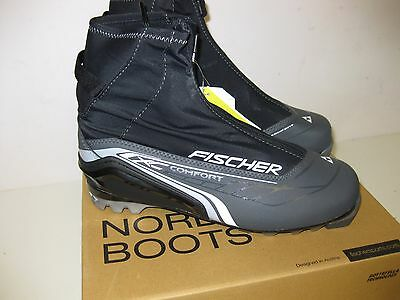 Fischer XC comfort cross country ski boot NEW IN BOX! Size 42 euro/8.5 US mens