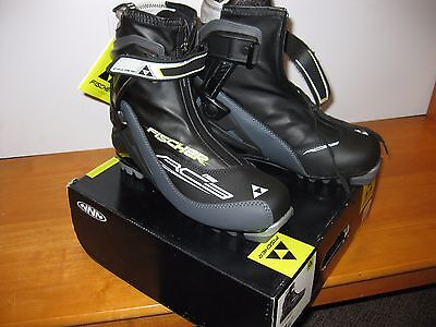 Fischer RC3 Combi boot NEW IN BOX! Size 42/size 9 US mens