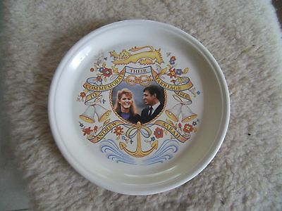 Royal Commemorative Plate