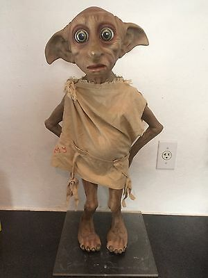 "Rare Harry Potter Limited Edition 28"" Dobby Store Display statue"