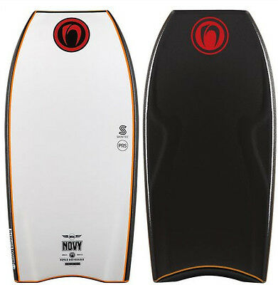 NEW Surf Nomad Bodyboards Michael Novy Skintec D12 Polypro Core Beach Surfboard