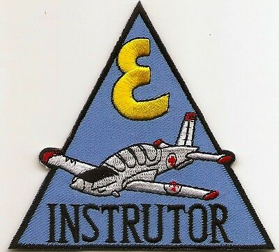 Portuguese Air Force Portugal 101 Esquadra Instrutor Tb-30 Epsilon Patch Parche