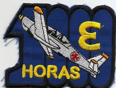 Portuguese Air Force Portugal 101 Esquadra  1000 H Tb-30 Epsilon Patch Parche