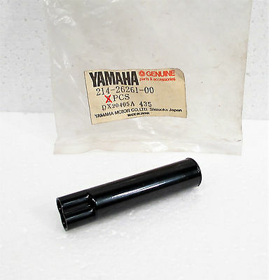 Genuine Yamaha 68-73 AT1 CT1 DT1 RT1 OEM Throttle Oil Cable Joint Connector NOS