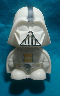 Star Wars Darth Vader Piggy Bank, Mexican Toy, Ko Bootleg 7""