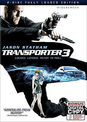 Transporter 3 (Two-Disc Edition) DVD